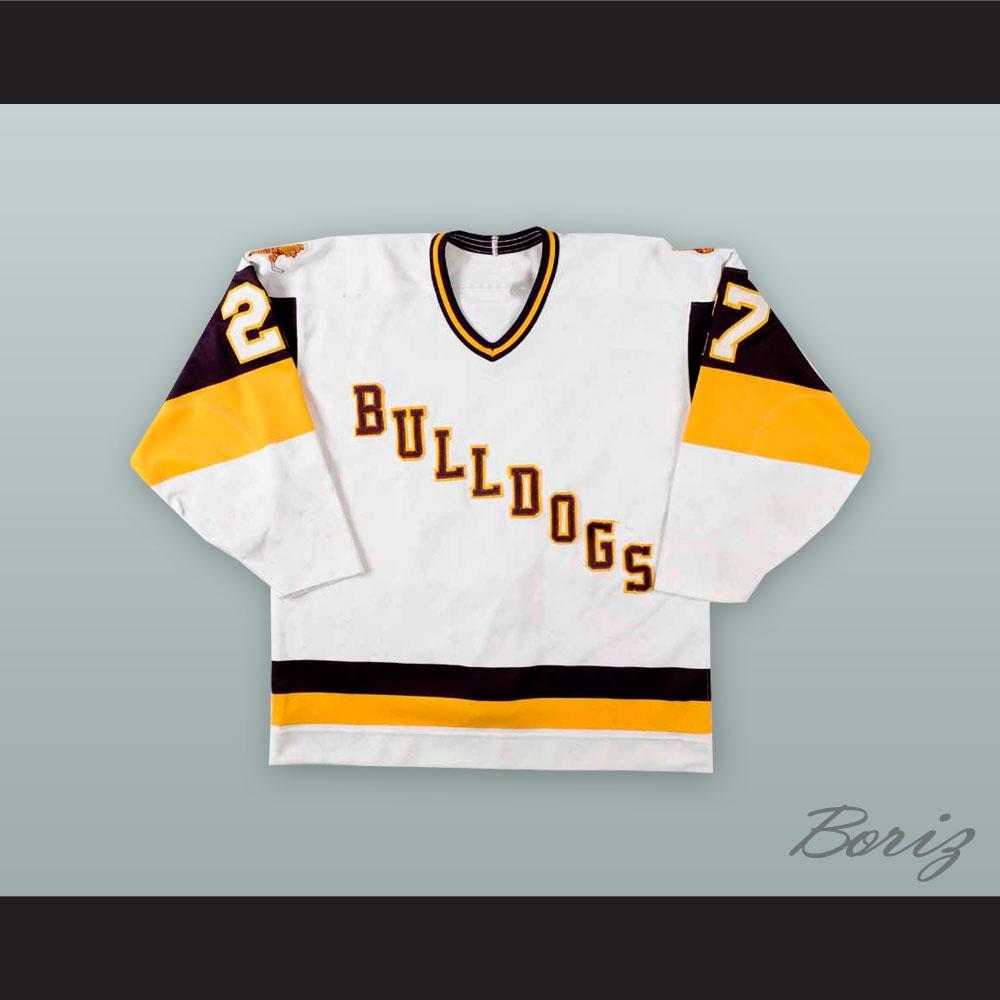 best authentic 704fc 5406b Chris Snell 27 University of Minnesota-Duluth Bulldogs Hockey Jersey
