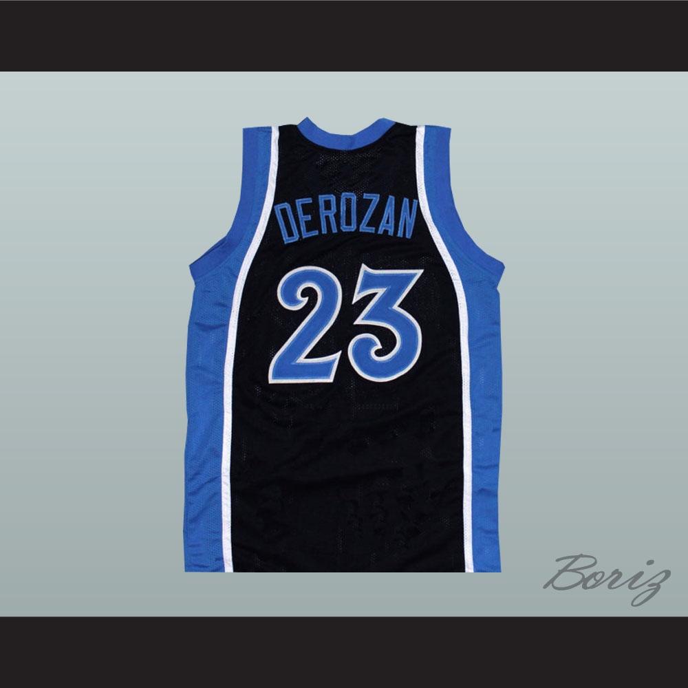 f705bef6176 DeMar DeRozan Compton High School Basketball Jersey