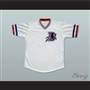 Crash Davis Bull Durham Baseball Jersey Stitch Sewn New