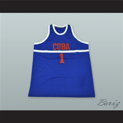 Cuba National Team Basketball Jersey