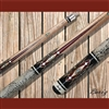 Boriz Billiards Pool Cue Stick Classic Style Serpent Skin AB 173