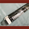 Boriz Billiards Laminated Snakeskin Grip Pool Cue Stick Cobra Elite Series