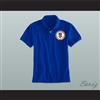 Degrassi Community School Panthers Blue Polo Shirt