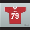 Dallas Tinker 79 East Dillon Lions Football Jersey Friday Night Lights