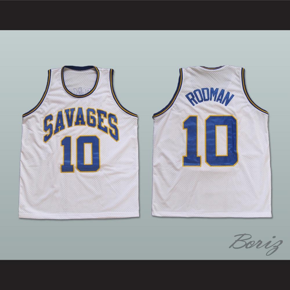 Dennis Rodman Southeast Oklahoma College Basketball Jersey 3ffce5f2b