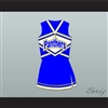 Friday Night Lights Lyla Garrity (Minka Kelly) Dillon Panthers High School Cheerleader Uniform Stitch Sewn