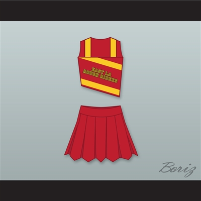 Catalina 'Lina' Cruz East LA Rough Riders Head Cheerleader Uniform Bring It On: Fight to the Finish