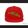 East LA Rough Riders Red Baseball Hat