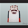 Eastside 212 NYC White Basketball Jersey