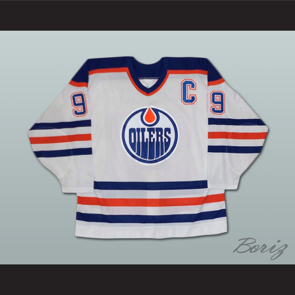 best cheap 155b0 06b09 Wayne Gretzky 99 Edmonton Oilers WHA Defunct Team Hockey Jersey