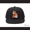 Fogteeth Black Baseball Hat