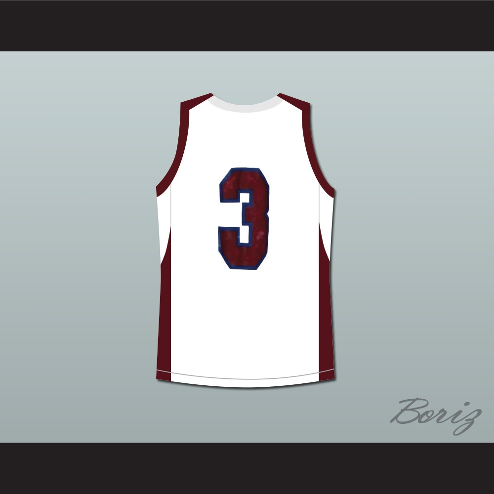 on sale 8a6ac afc2b Shad Moss Gary Davis John Ehret High School Patriots Basketball Jersey  Hurricane Season