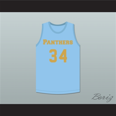 George Irwin 34 Panthers Intramural Flag Football Jersey Balls Out