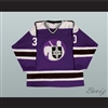 Gerry Cheevers WHA Cleveland Crusaders Hockey Jersey
