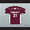 Greenberg 21 Beacon Hills Cyclones Lacrosse Jersey Teen Wolf