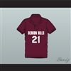 Greenberg 21 Beacon Hills Cyclones Polo Shirt Teen Wolf