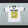 Jade Yorker Willie Weathers Kilpatrick Mustangs 13 Football Jersey