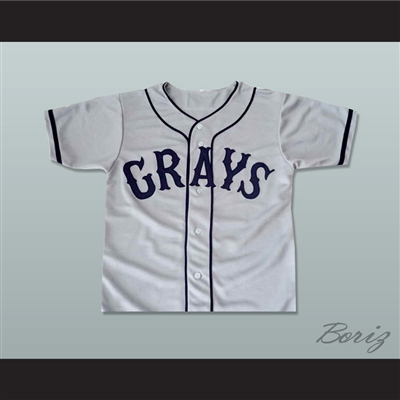 Josh Gibson 20 Homestead Grays Negro League Baseball Jersey