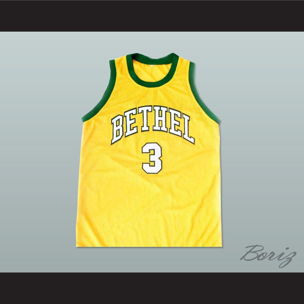 0d5dc4be40d Allen Iverson Bethel High School Basketball Jersey