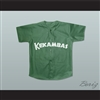 Jefferson Albert Tibbs 11 Kekambas Baseball Jersey Hardball Dark Green