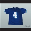 Jonathan Moxon 4 West Canaan Coyotes Football Jersey Varsity Blues