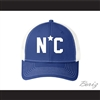 Michael Jordan North Carolina Little League Blue with White Mesh Baseball Hat