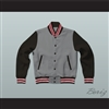 Wiz Khalifa Young, Wild and Free Varsity Letterman Jacket-Style Sweatshirt