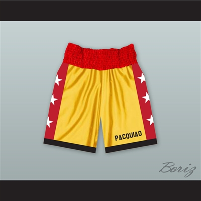 Buboy Villar Kid Kulafu Boxing Shorts