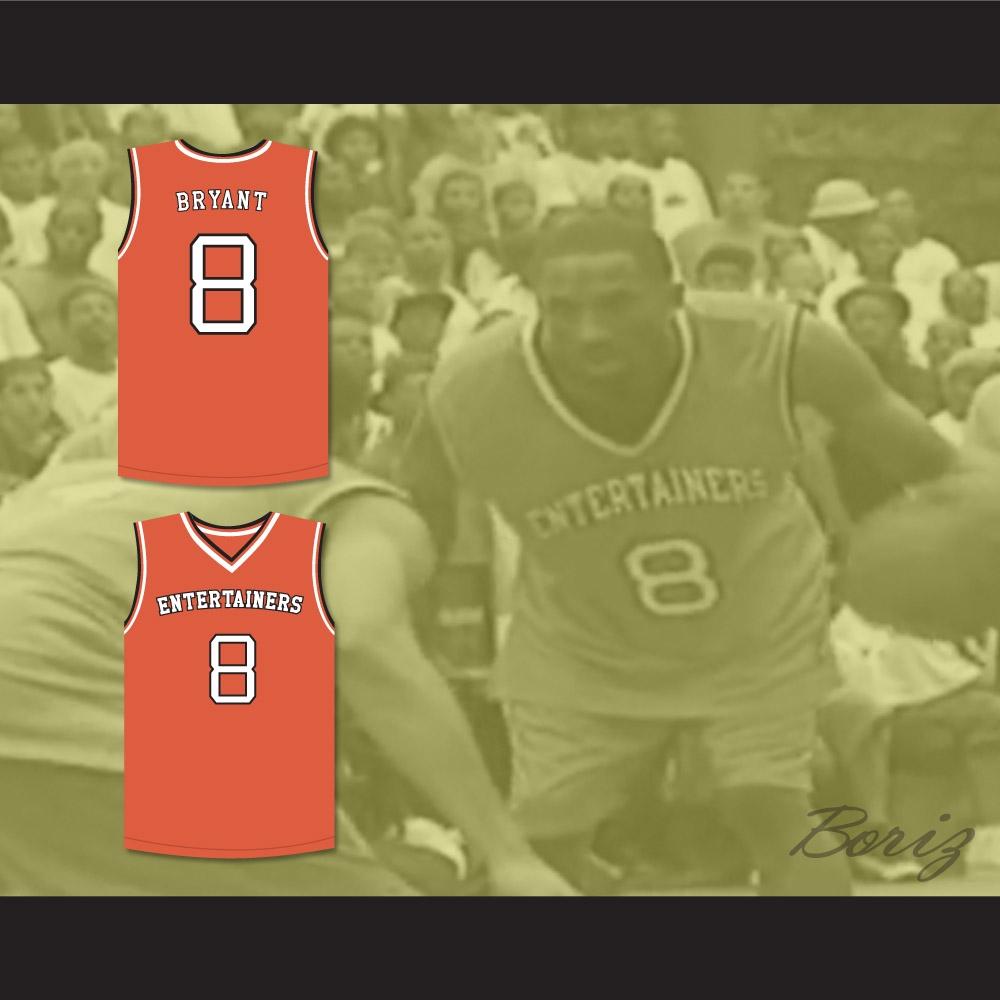 Kobe Bryant 8 Rucker Park Basketball Jersey
