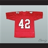 Kurt Hummel 42 William Mckinley High School Football Jersey