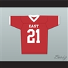 Landry Clarke 21 East Dillon Lions Football Jersey Friday Night Lights