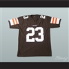Lebron James 23 Football Jersey Reference to Commercial Spoof Career