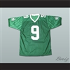 Lebron James 9 Fighting Irish High School Football Jersey