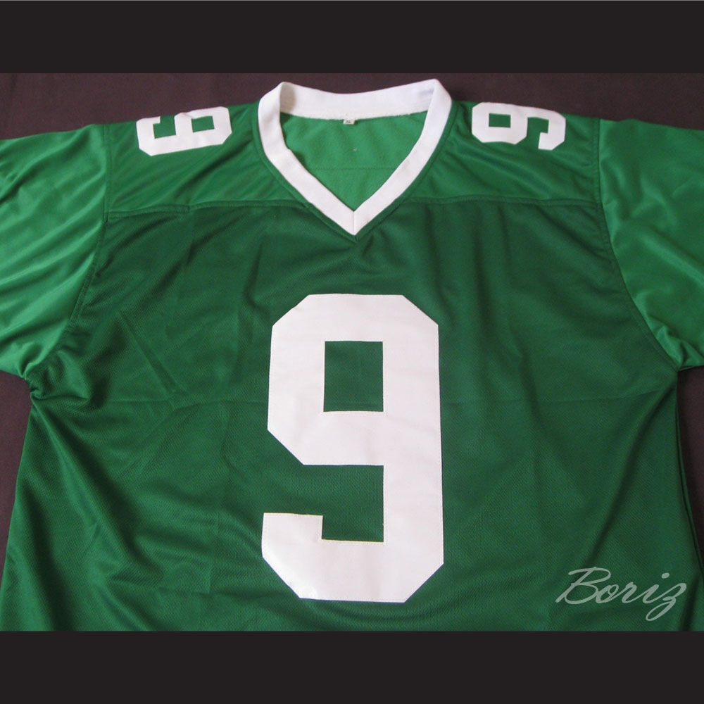 208751cd4 Lebron James 9 Fighting Irish High School Football Jersey