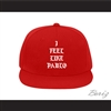 Pablo Escobar I Feel Like Pablo Red Baseball Hat
