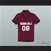 Matt Daehler 08 Beacon Hills Cyclones Polo Shirt Teen Wolf