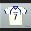 Friday Night Lights Matt Saracen 7 Dillon Panthers Football Jersey