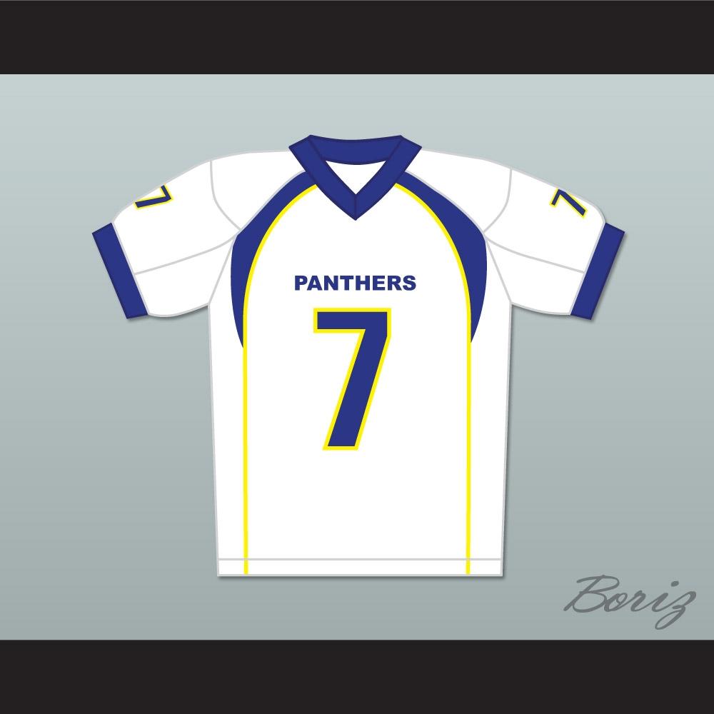 Friday Night Lights Matt Saracen 7 Dillon Panthers Football Jersey 6690164724bb