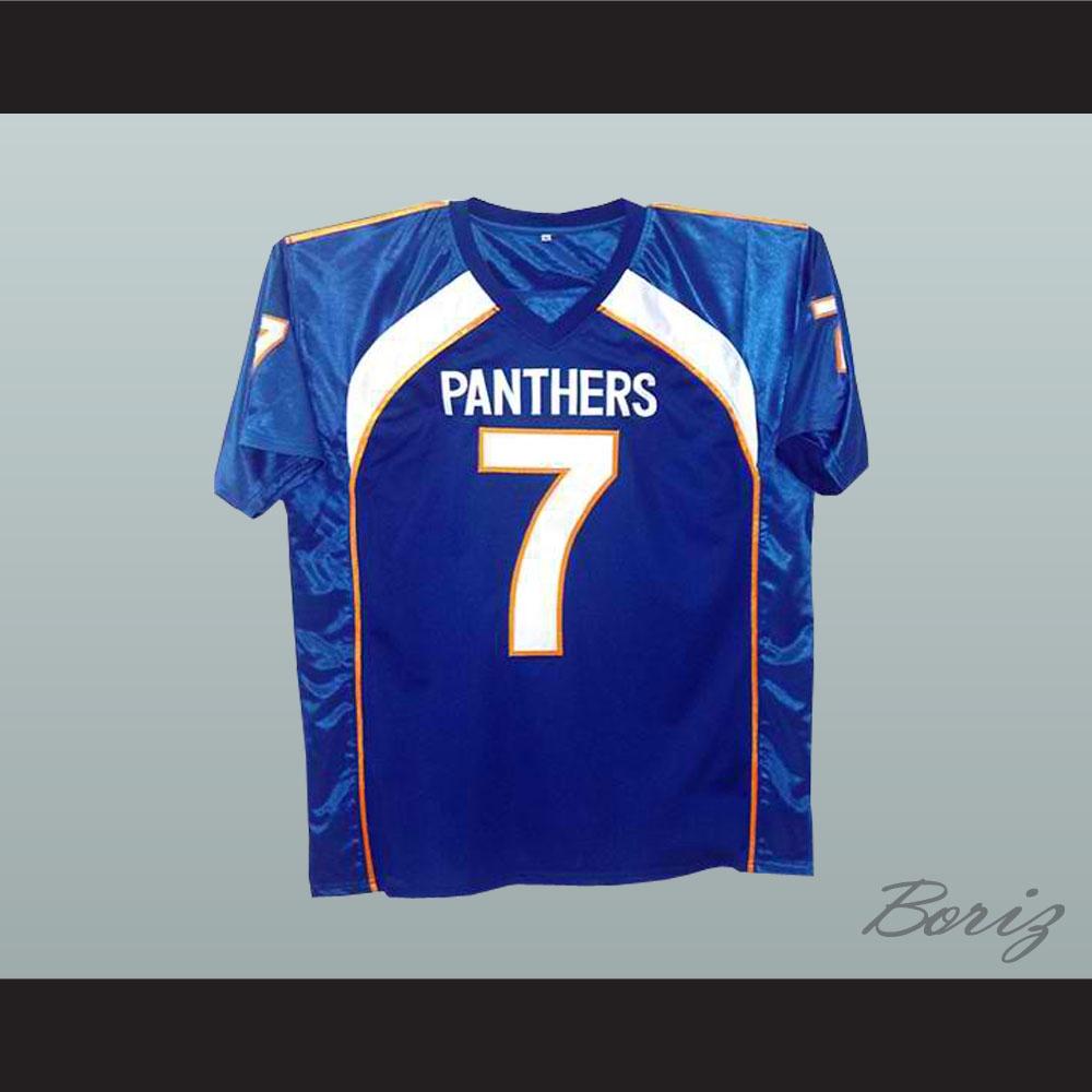 Friday Night Lights Matt Saracen 7 Dillon Panthers Football Jersey 19db104bb