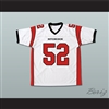 Michael Sam Hitchcock High School Bulldogs Football Jersey