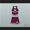 Mystic Falls Timberwolves High School Cheerleader Uniform The Vampire Diaries 2