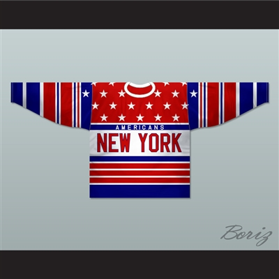 New York Americans 1926-28 Hockey Jersey Any Player or Number New