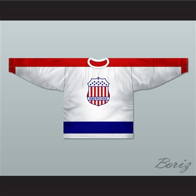 New York Americans 1933-35 Hockey Jersey Any Player or Number New
