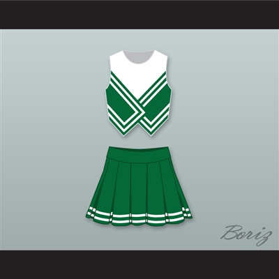 Ninja Cheerleaders Cheerleader Uniform