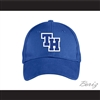 One Tree Hill Ravens Blue Baseball Hat