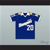 Oakland Stompers Football Soccer Shirt Jersey