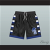 One Tree Hill Ravens Black Basketball Shorts