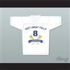 "Chris ""Oz"" Ostreicher 8 East Great Falls Lacrosse Jersey"