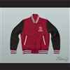 Pablo Escobar I Feel Like Pablo Red/Black/White Varsity Letterman Jacket-Style Sweatshirt