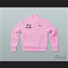 Grease Betty Rizzo Pink Ladies Letterman Jacket-Style Sweatshirt